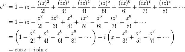 HW1.3 Zachary Curosh - Euler's Formula ...